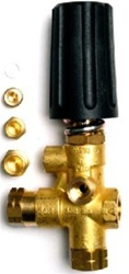 8.904-573.0 Mecline MV550 Adjustable Pressure Regulating Unloader Valve 3600 PSI