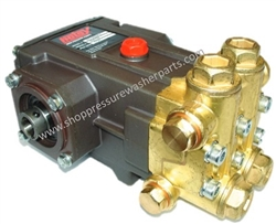 Hotsy Duplex Piston Pump Model HHC165L.1, 8.904-909.0