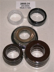 8.916-488.0 Pump Seal Kit for Hotsy, Landa, Karcher and Legacy pressure washer pumps