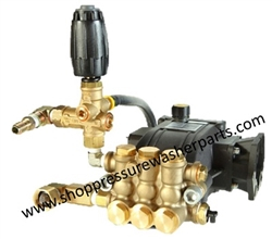 8.924-434.0 Hotsy FasPump HP3035G Fast Change Pressure Washer Pump Replaces 9.803-565.0