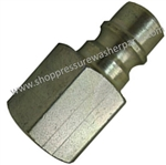 9.802-168.0 3/8 F Quick Connect Plug 11000 PSI 9.802-168.0
