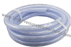 "1/4"" Braided Vinyl Hose 9.802-252.0"