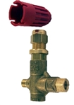 9.802-360.0.0 VB350/4 High Volume Pressure Regulator Unloader Bypass Valve for Karcher and Legacy Pressure Washer Pumps