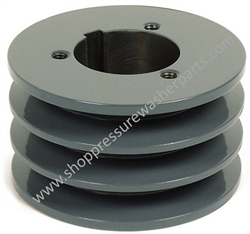 3TB40 Cast Iron Pulley Sheave 9.802-394.0