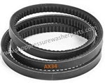 9.802-407.0 Pressure Washer AX34 Super Gripnotch V-Belt