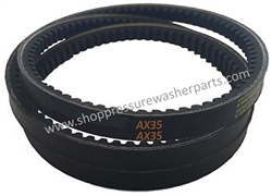 9.803-683.0 Pressure Washer AX35 Super Gripnotch V-Belt
