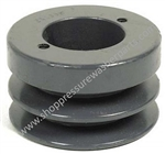 2AK34H Cast Iron Pulley 9.804-047.0