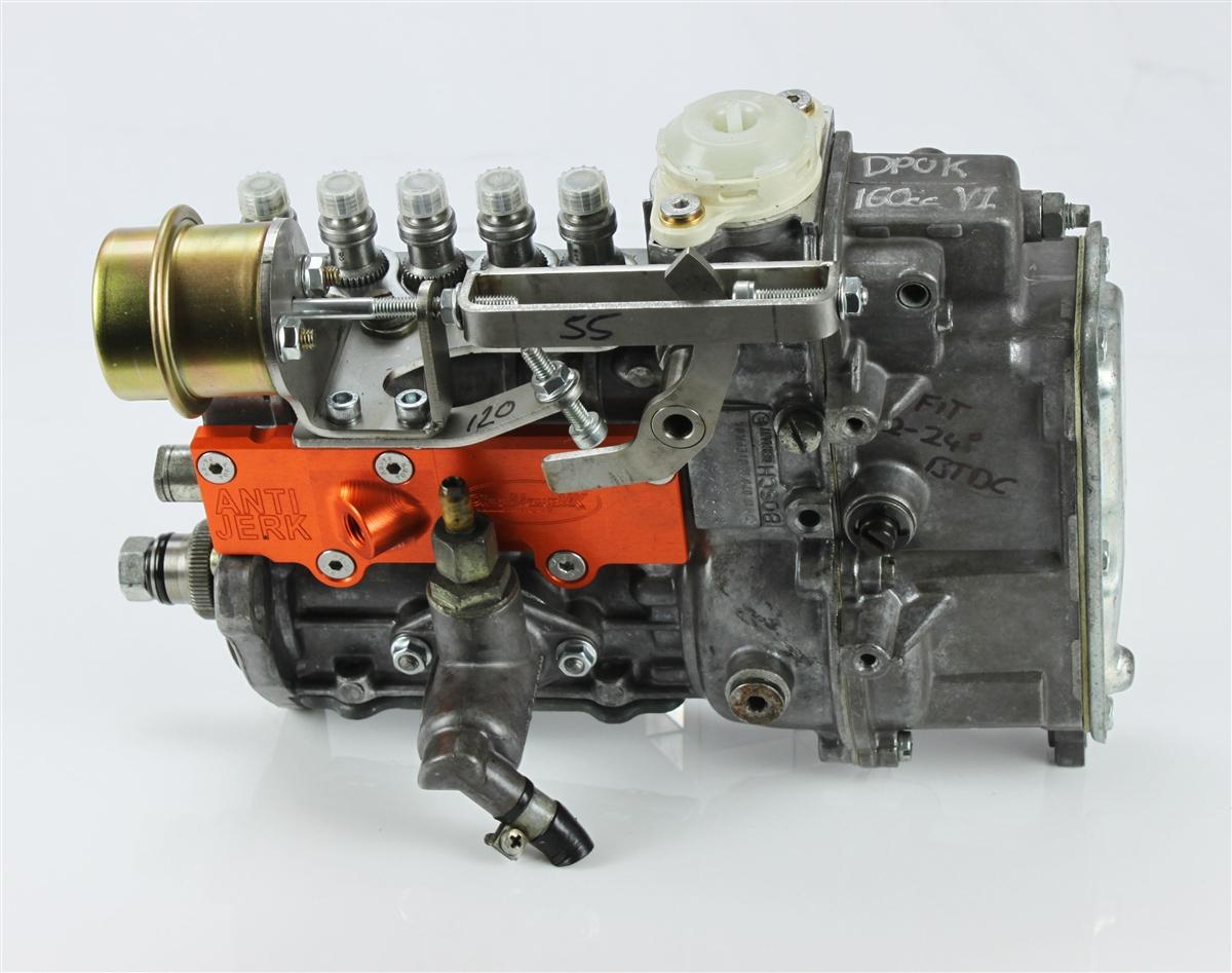 Mercedes OM617 3 0L Turbo-Diesel Motor, REBUILT