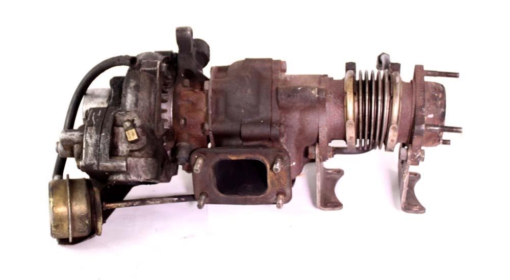 Turbocharger OM603  960 &  961 Turbo Diesel W124 W126