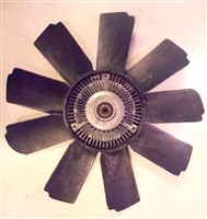 Mercedes Engine Cooling Fan w/ Clutch OM602 OM603 Turbo Diesel W124 W126 W140 W201 W460 G-Wagen