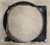 Mercedes Engine Cooling Fan Shroud OM617.950 Turbo Diesel W116 300SD