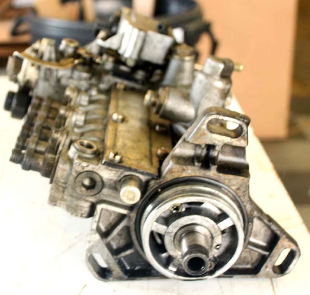 Mercedes Fuel Injection Pump Om603 30l Turbo Diesel W124 300d 300td 300sdl Filter Our