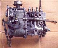 Mercedes Diesel Engine Fuel System Components