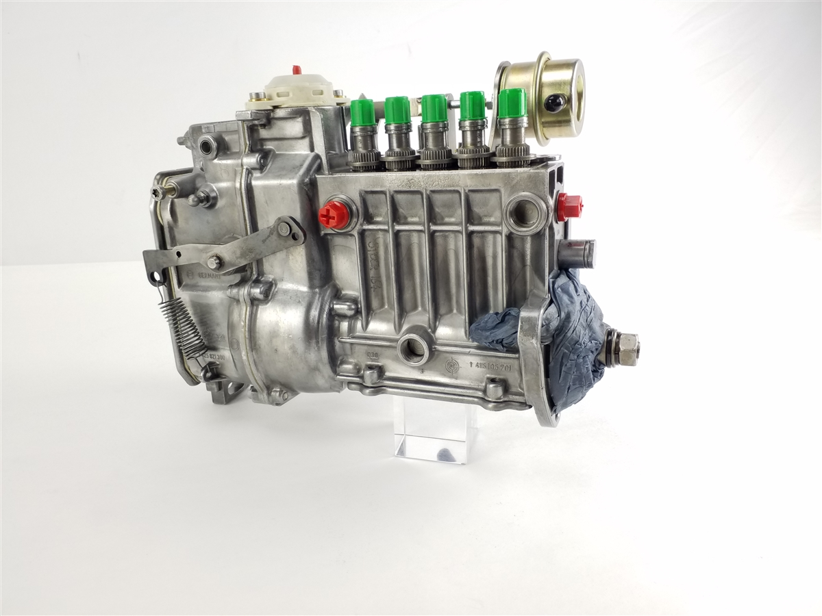 Performance Fuel Injection Pump OM617 Turbo Diesel