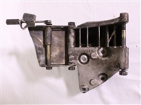 Mercedes Alternator Mounting Bracket Complete Assembly OM615 OM616 OM617 NA & Turbo Diesel W115 W116 W123 W126 Late 200D 220D 240D 300D 300CD 300TD 300SD