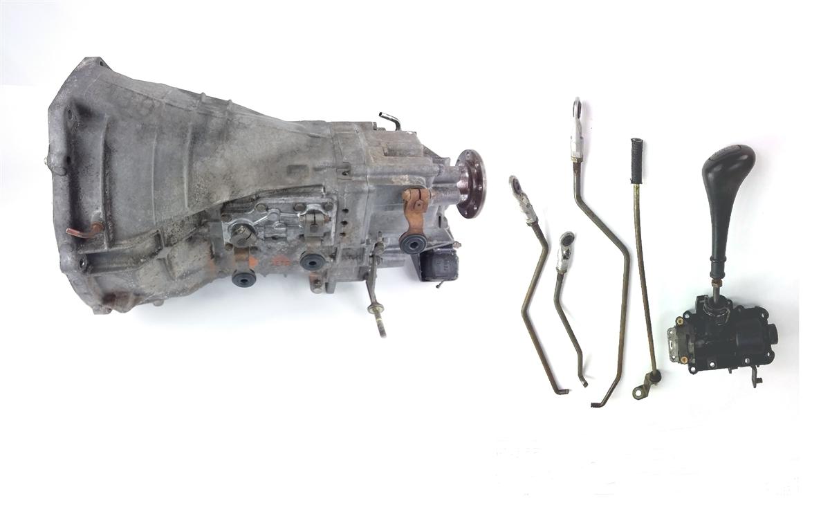 Mercedes Manual Transmission 717422 OM616 OM617 Diesel W123 Coupe