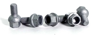Mercedes Alloy Lugnuts Wheel Bolts New OE Set of 5