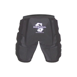 Skeletools S roller derby impact shorts