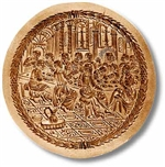 The Last Supper Springerle Cookie Mold