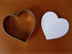 Large Heart Cutter 4 inch