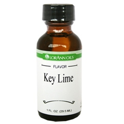 LorAnn Key Lime Flavor, 1 oz.