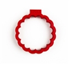 Round Fluted Cookie Cutter 63 mm dia