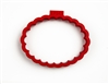Oval Fluted Cookie Cutter, 90 mm x 67 mm