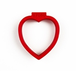 Heart Cookie Cutter 52 mm x 48 mm