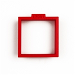 Square Cookie Cutter 50 x 50 mm