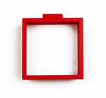 Square Cookie Cutter, 53 mm x 53 mm
