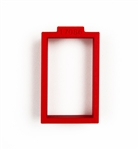 Rectangular Cookie Cutter 60 mm x 35 mm