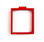 Rectangular Cookie Cutter 61 mm  x 52 mm