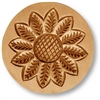 Sunflower Blossom Springerle Cookie Mold