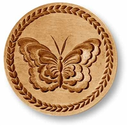 Large Butterfly Springerle Cookie Mold