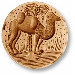 Camel With Starry Sky Springerle Cookie Mold