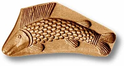 Fish Circa 1720 Springerle Cookie Mold