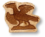 Eagle Springerle Cookie Mold