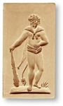 Heracles Hercules Springerle Cookie Mold