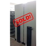 Used Manual Assist High Density file system Perfect for Box storage or Part Storage