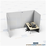 Portable Room Partitions Temporary Wall Dividers Sanitary Separators
