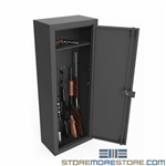 Weapons Storage Locker | Long Gun and Gear Cabinet