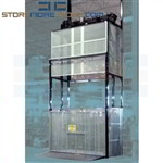 large, material, elevator, high, capacity, cargo, lift,FP