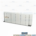 Legal Sliding File Cabinets Storage Track Systems Save Space Buy Online Datum