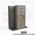 Stacking Slider Cabinets Rolling Mobile Legal File Storage Buy Online Datum