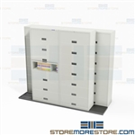 Letter Size Movable Cabinets Rolling Storage Space Saving Buy Online Datum