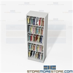 Hanging Fabric Organizer Shelf Swatch Cabinet Rack Interior Resource Library