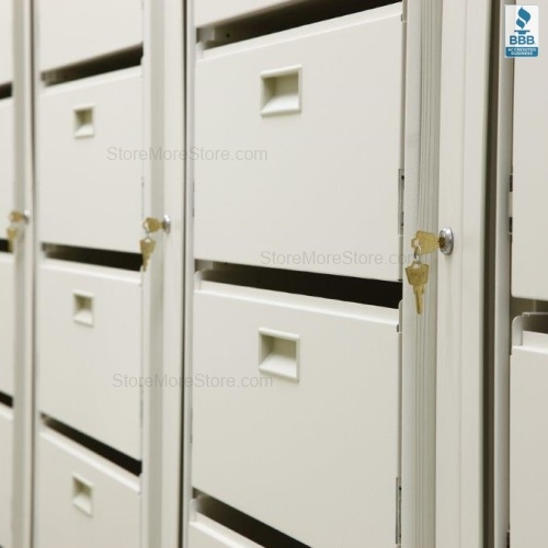 Rotary File Cabinets ...