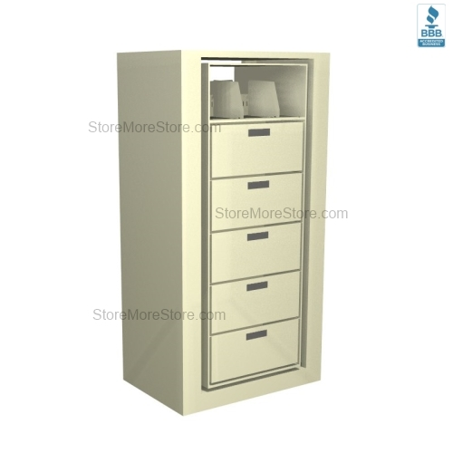 File Cabinet Unit 10 Drawers