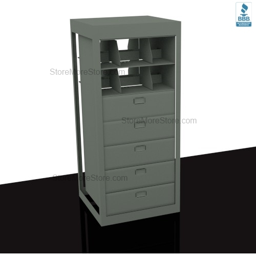 letter size revolving filing cabinets with 10 drawers 3 shelves
