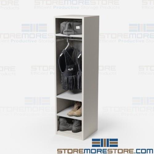 Alternative Views & SWAT Gear Shelving Cabinets Storage Bulletproof Vests SWAT Locker ...
